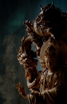 boshisattva - those who vow to bring all others to Buddhahood - so exquisite