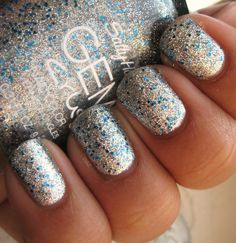 Sally Hansen Gem Crush Showgirl Chic