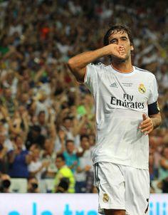 #FBF Raul hala Madrid!!