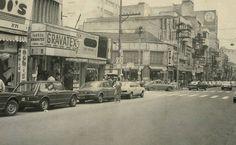 Rua José Paulino em dezembro de 1979 Veja o especial SP 459 anos