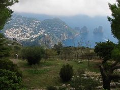 Capri Travel Guide - The Mount Solaro Chair Lift