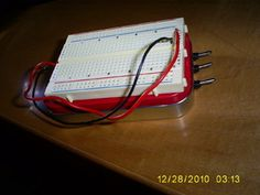 Altoids Tin Breadboard with Power Supply — DIY How-to from Make: Projects