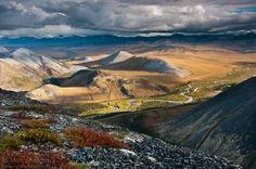 Around Dempster Highway, Yukon, Canada