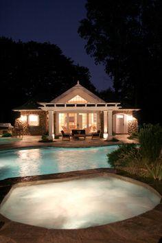 Pool House MB – Darien, CT