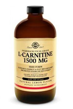 solgar l carnitine 1500mg liquid