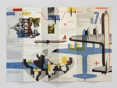 Kurt Wirth _ Swissair Collection
