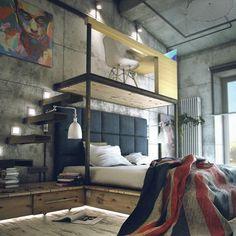 Au Lit Fine Linens   Beautiful Beds: London Calling