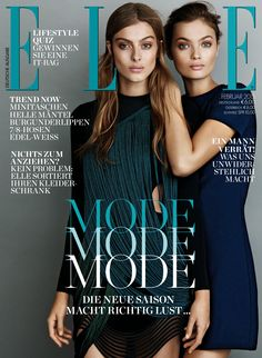 ELLE Cover Februar 2015
