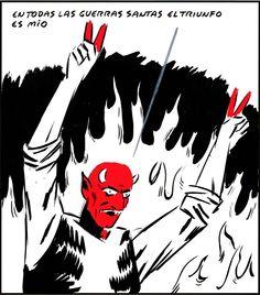 Simpatía por el Devil (El Roto)