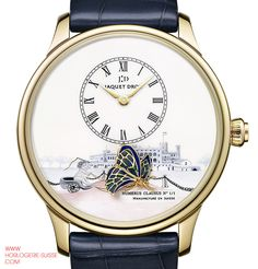 Montres Jaquet Droz 2013 - Jaquet Droz The Loving Butterfly for Only Watch