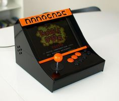 Build a Portable Arcade with Nanocade