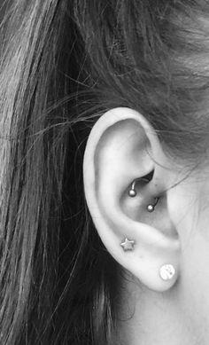 Daith piercing ✨