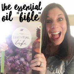 "Oh my goodness!  Oh my goodness! It is here!! The just released 3rd edition of the 450 pg. book ""The Essential Life!  It is the essential oil bible and has everything that you would ever need to get started with oils and then some! . There are sections about: ailments and what oils to use (50 pages of them alphabetized by ailment) all of the individual oils/oil blends and their top uses the different systems of the body and how to support them with oils if they are not functioning  correctly…"