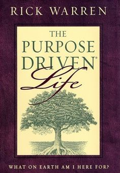 The Purpose Driven Life - even if you hate reading, I think everyone should read this.