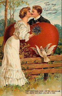 Lebensmomente........ - Влюбленные пары. Старинные фото и открытки.