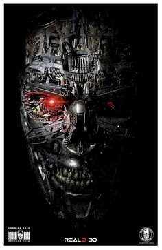 Carmike Theaters Termiantor Genisys Poster