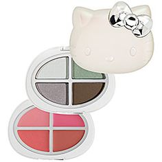 ~Hello Kitty-Say Hello Palette-Happy Fun~ #sephora<3 <3 <3 #HelloKitty #hellokittyaddict