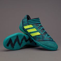 more photos ba279 cdbca adidas Nemeziz 17.3 Tango IN - Legend Ink Solar Yellow Energy Blue