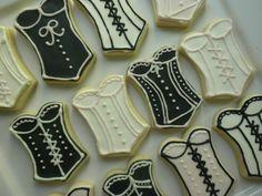 Corset Cookies!