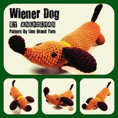 Ravelry: xnekochan's Wiener Dog