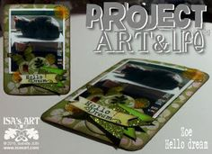 ISA'sART: PROJECT ART & LIFE - Carte ZOE