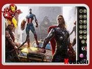 Slot Online, Hulk, Thor, Iron Man, Avengers, Iron Men, The Avengers, Ox