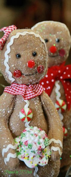 A Gingerbread Christmas
