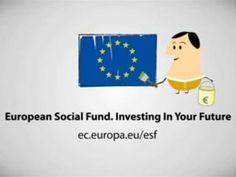 The European Social Fund:   ■promotes employment – mainly by funding initiatives to help people improve their skills and job prospects  ■provides funding across the EU, in particular in areas with the greatest need – with a low GDP compared to the EU average  ■is providing €76 billion in funding over period 2007-13.