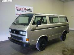 TheSamba.com :: VW Classifieds - 1986 Vanagon Syncro! Virtually corrosion free!