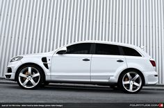 Audi Q7 3.0 TDI S-line - Wide Track by Kahn Design