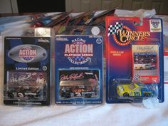 500  NASCAR LOT. ALL SCALES. ALL THE GREATS INCLUDED. 1996-EARLY 2000'S
