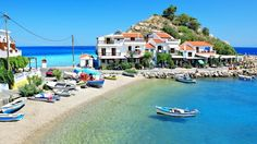 Samos — beautiful scenery and ancient classical sites | Travel | The Times & The Sunday Times