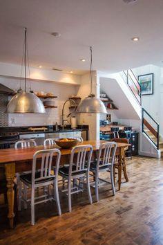 An Urban Beach House Kitchen  Kitchen Spotlight