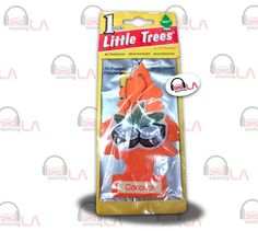 Sourcing-LA: Little Trees Hanging Car and Home Air Freshener, C...