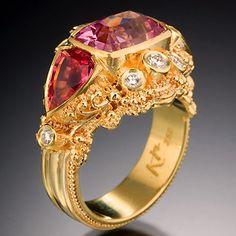 Kent Raible Fine Art Handmade Jewelry