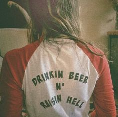 the hero - drinkin #beer n' raising hell #bier