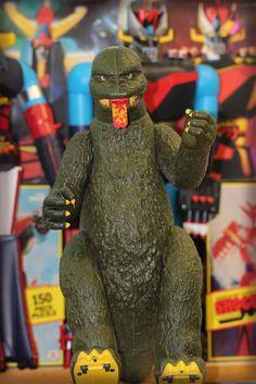 Godzilla Shogun Warrior