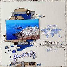 4 pages pour Florilèges Design