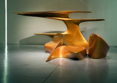 Dune Formations, Venice Biennale 2007 - Design - Zaha Hadid Architects