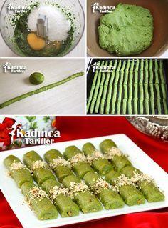 Easy Spinat Dessert Rezept, How To - Womanly Rezepte, Dessert Simple, Turkish Recipes, Ethnic Recipes, Sweet Recipes, Healthy Recipes, Delicious Recipes, Oreo Dessert, Easy Desserts, The Best
