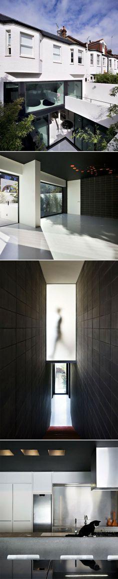 Appartement à Londres par l'architecte Andy Martin