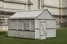 The Tate Britain reveals the extraordinary breadth of Rachel Whiteread's career over three decades: from the four early sculptures to a new concrete shed outside the gallery.