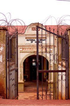 the national library of uganda. kampala, uganda. // weareadventure.us