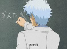 I don't even know what this is from but its hilarious and i needed it.>>>gintama