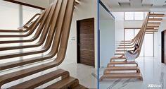 escaleras de estilo moderno - Buscar con Google