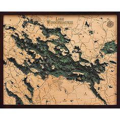 109 Best 3D Nautical Wood Maps images