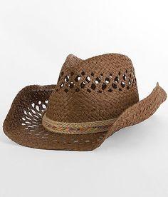 Open Weave Cowboy Hat #buckle #fashion www.buckle.com