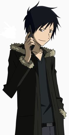 Izaya Orihara  Voiced by: Hiroshi Kamiya (Japanese), Johnny Yong Bosch (English)    he is the former antagonist of Durarara!! and the main protagonist of Shin Megami Tensei: Devil Chronicles. Izaya is a college student, who becomes a devil hunter.