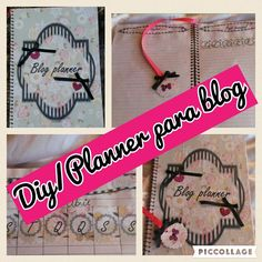Diy/ Planner daily  para blog