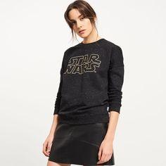 Women's Star Wars sweatshirt by Reserved
